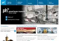 Powerhouse Homepage