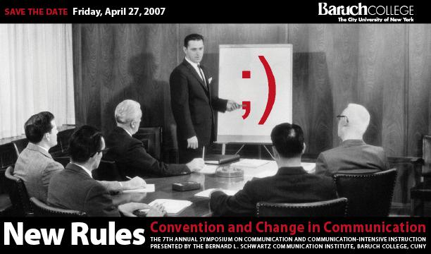 Baruch Symposium