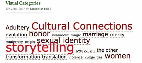Visual Categories