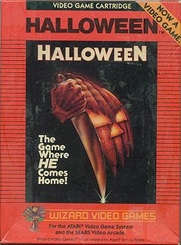 Halloween video game