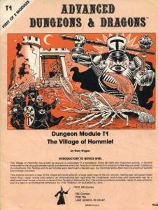 Image of D&D module