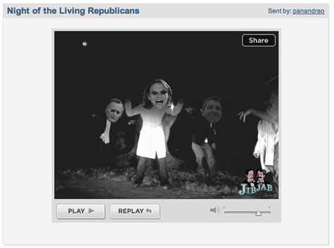 Night of the Living Republicans