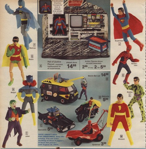 super-heroes