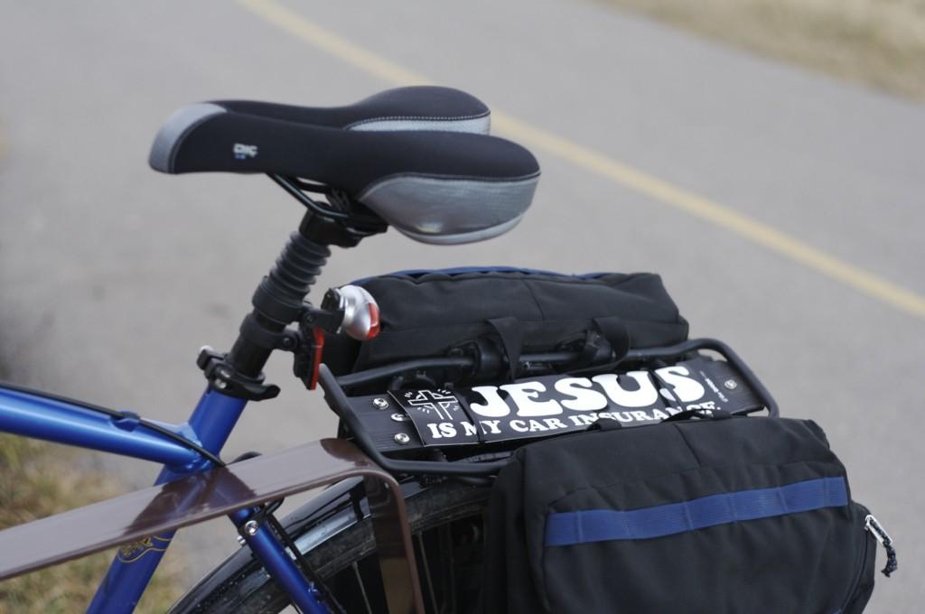 jesus is my car insurance