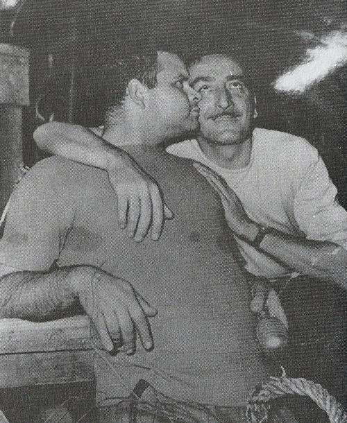 bava and fulci in love