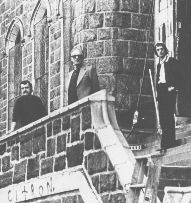 Lamberto Bava, Mario Bava, and Dario Argento