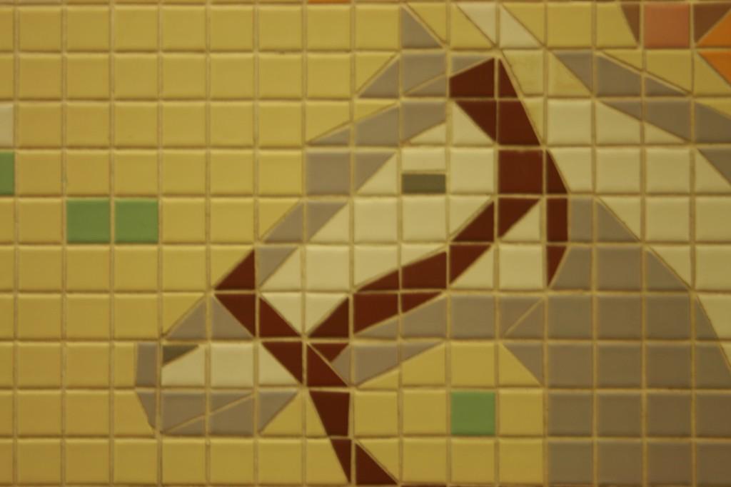 8-bit Horse