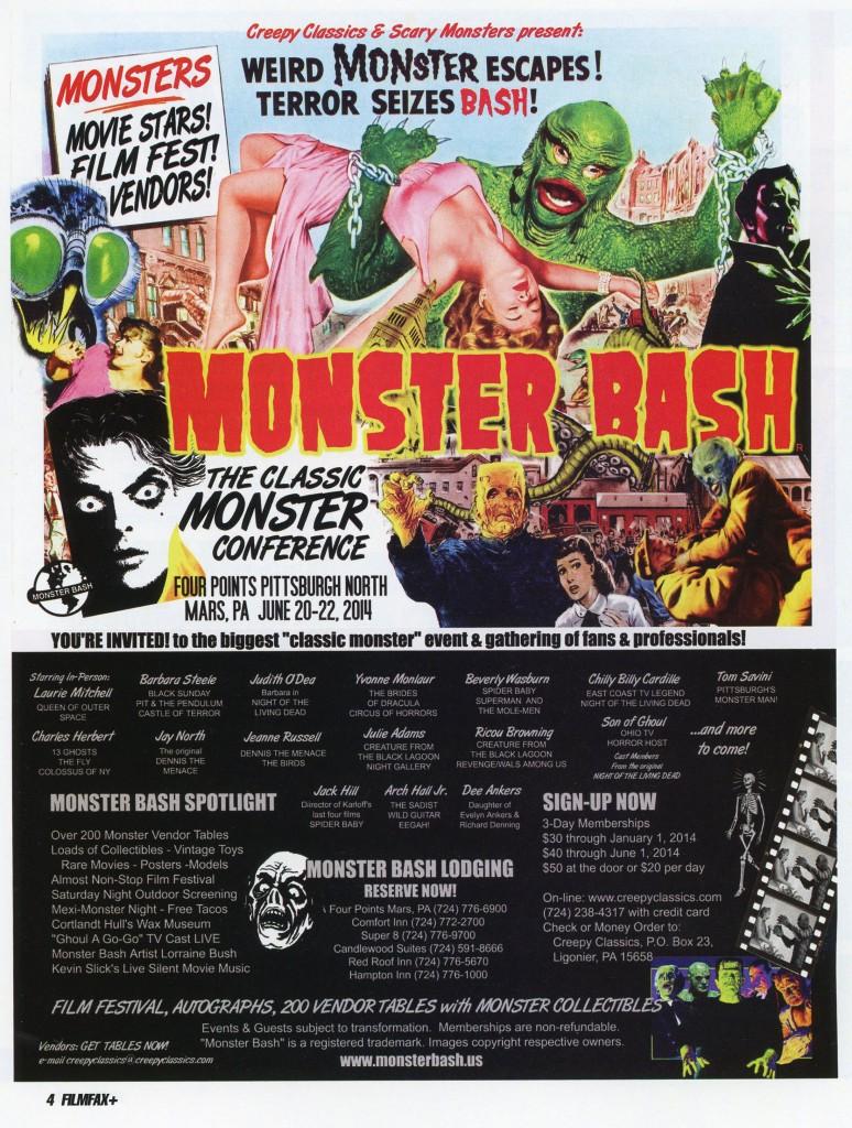 Monster Bash 2014