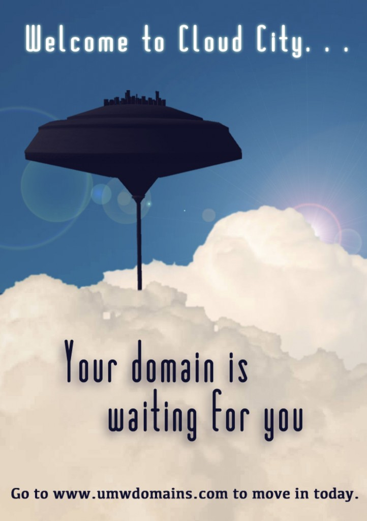 Domain of One's own Cloud City