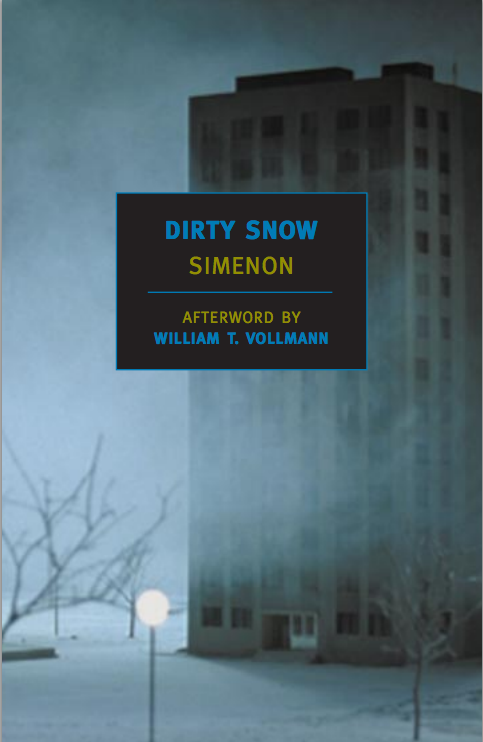 Georges Simenon's Dirty Snow