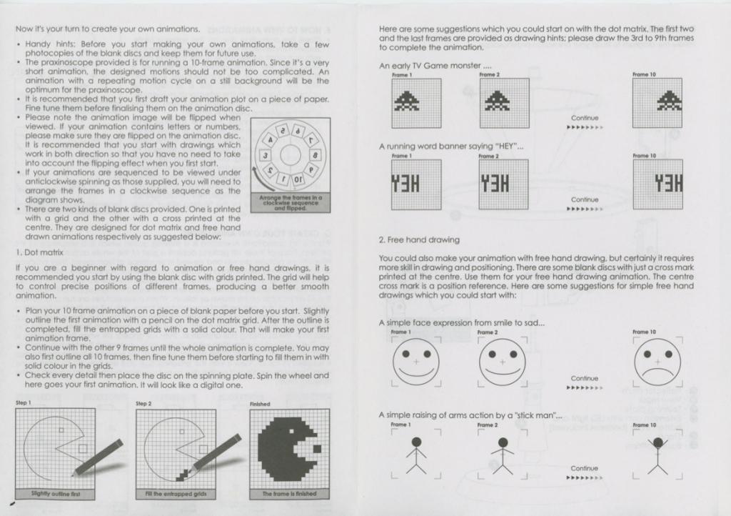 Animated Praxinoscope User Guide