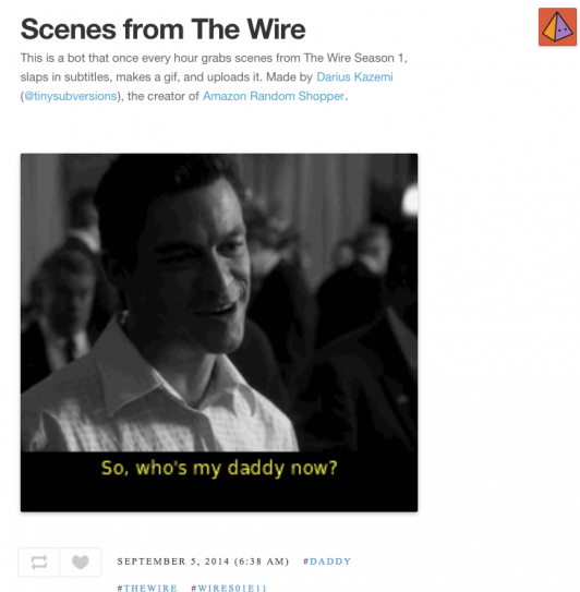 Scenes from the Wire screenshot