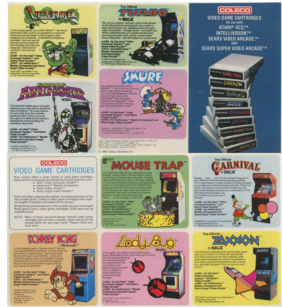 coleco_atari_2600_cartridges