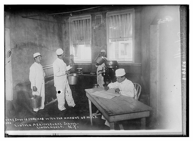 Image credit: Lincoln Agricultural School, Lincolndale, N.Y. (LOC)
