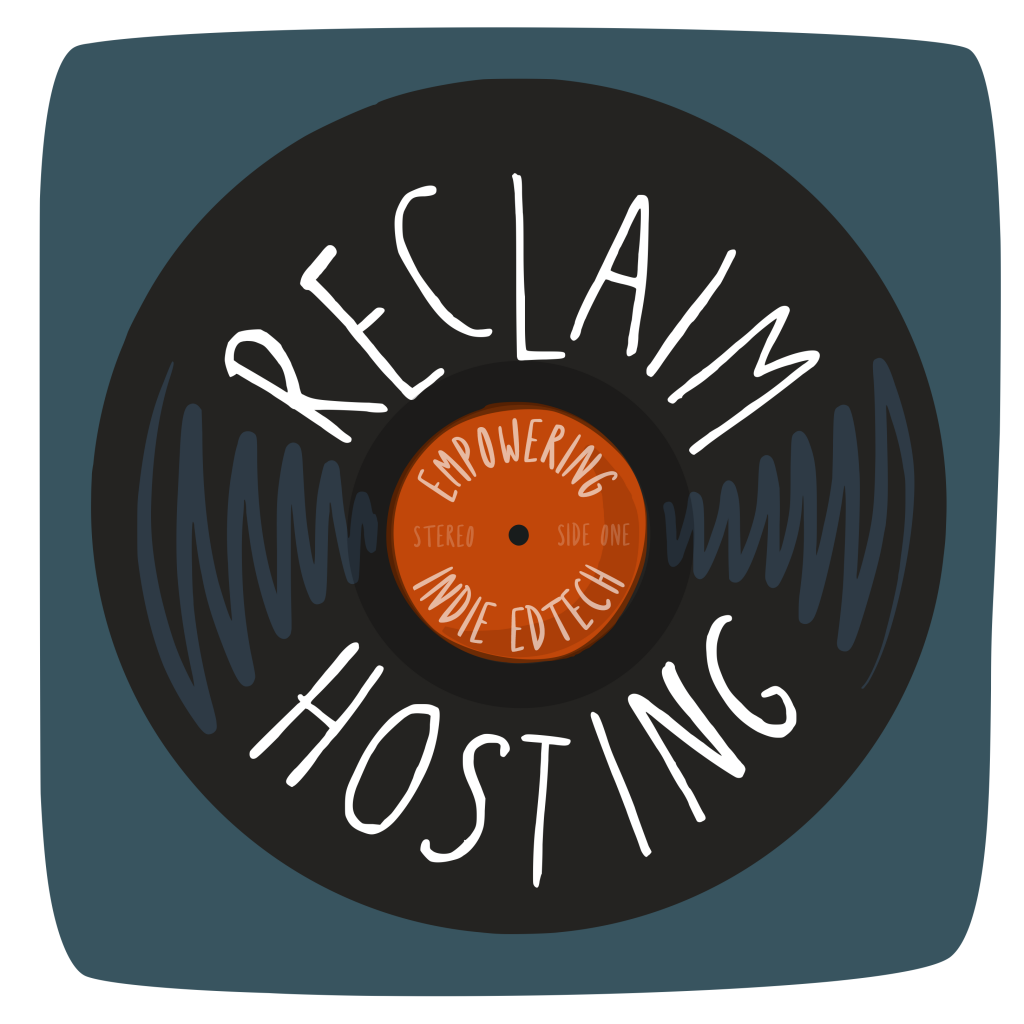 Reclaim Hosting logo v2 - reversed