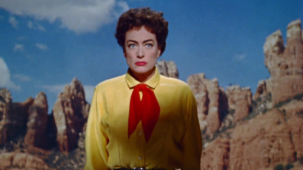 John Crawford as Vienna in Johnny Guitar