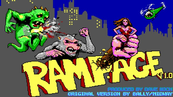 Rampage_Video_Game