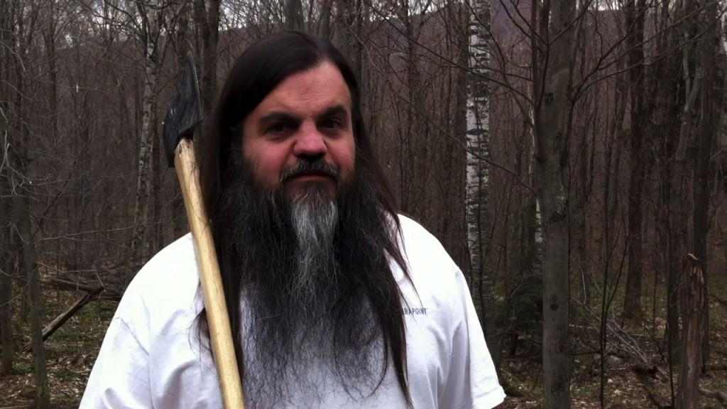 """Image credit: CogDog's """"Friendly Guy with an Axe"""""""