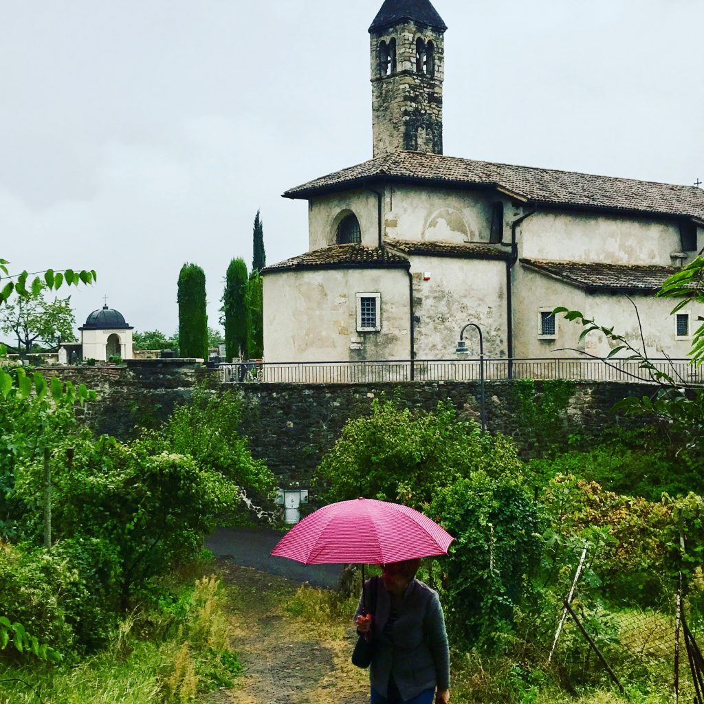 Rainy Day in Trento