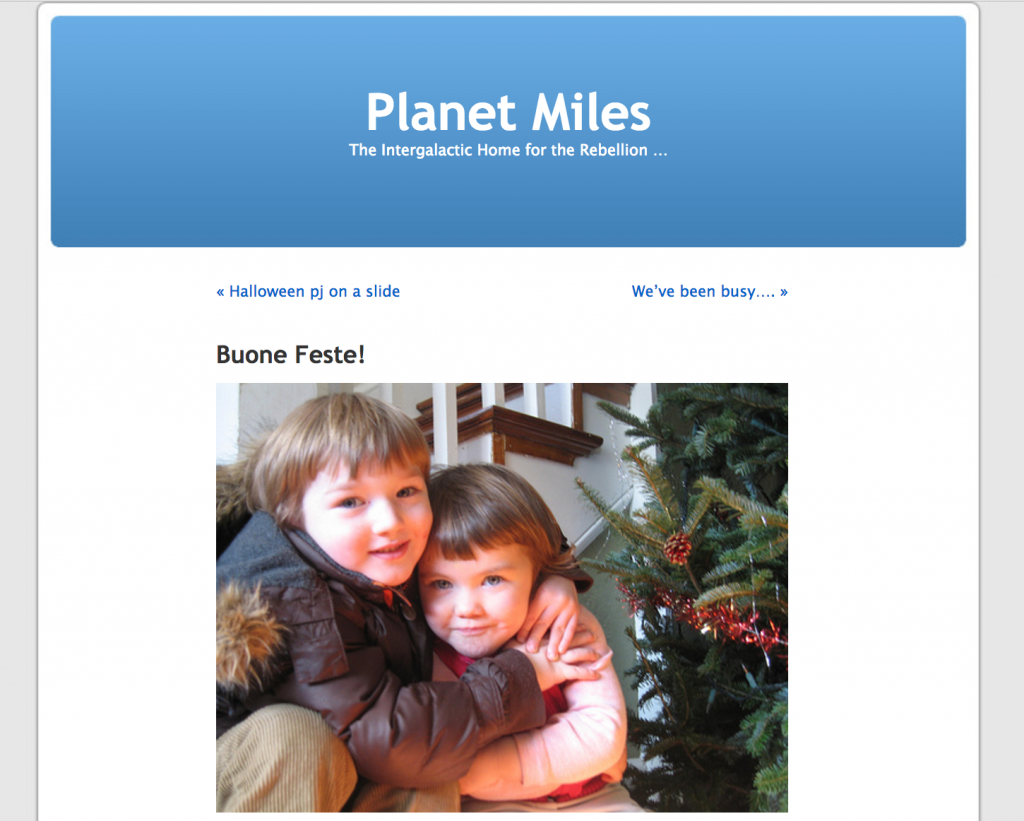 Planet Miles Screenshot