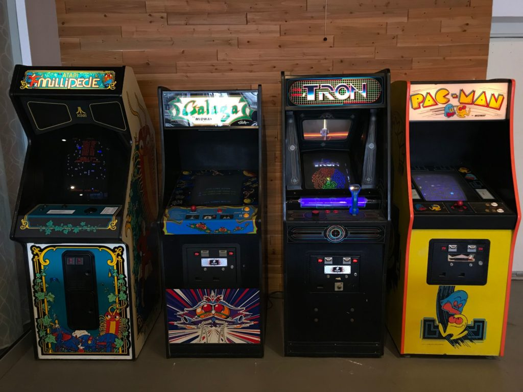 Reclaim Arcade – Free Play All Day