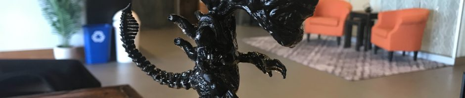 Alien 3D Print
