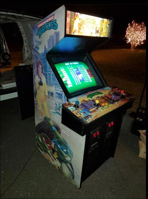 TNMT arcade game coming to Reclaim Arcade