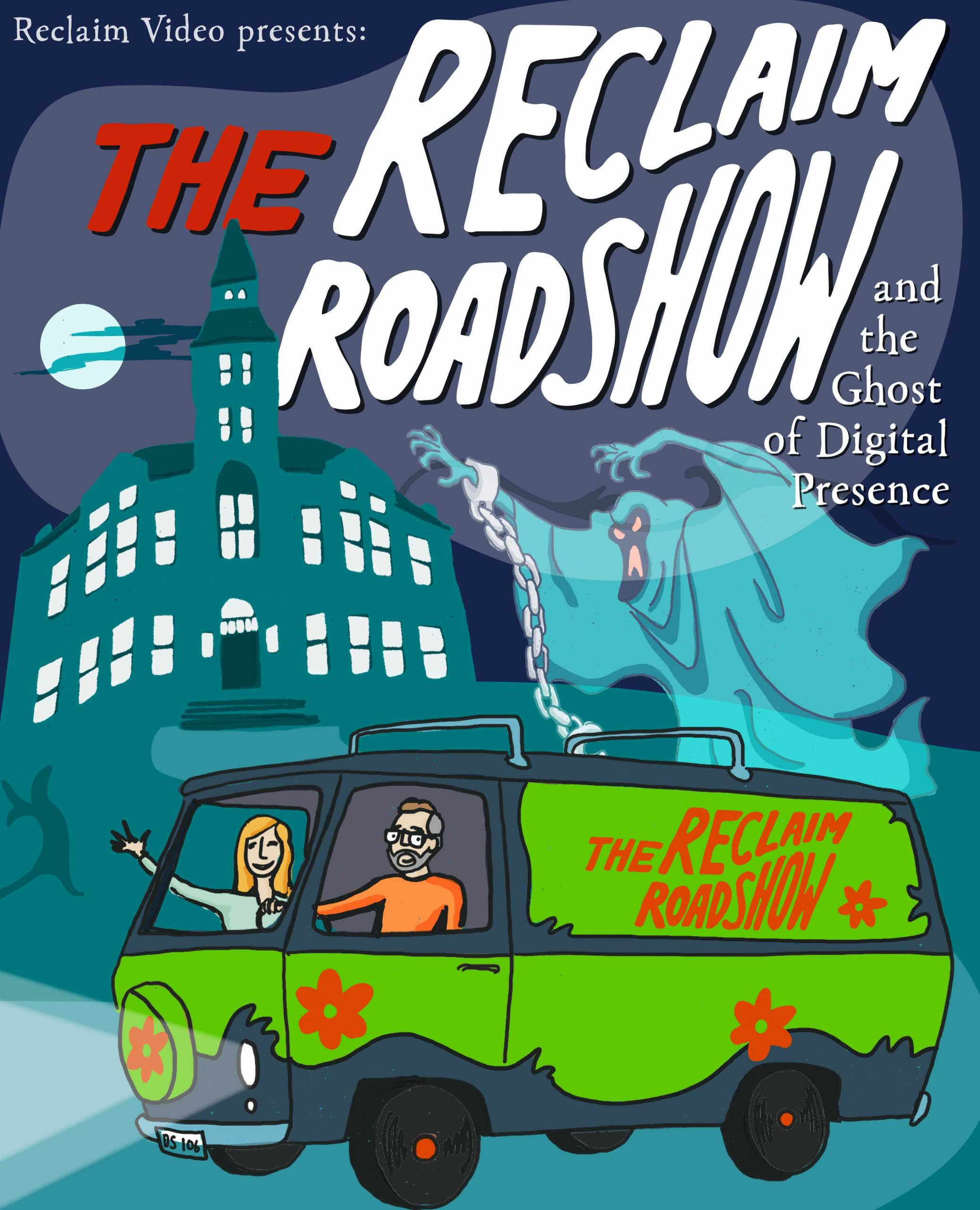 poster for Relcaim Roadshow