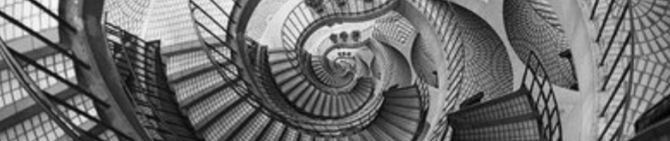 Spiral staircase from Bava's Kill baby Kill