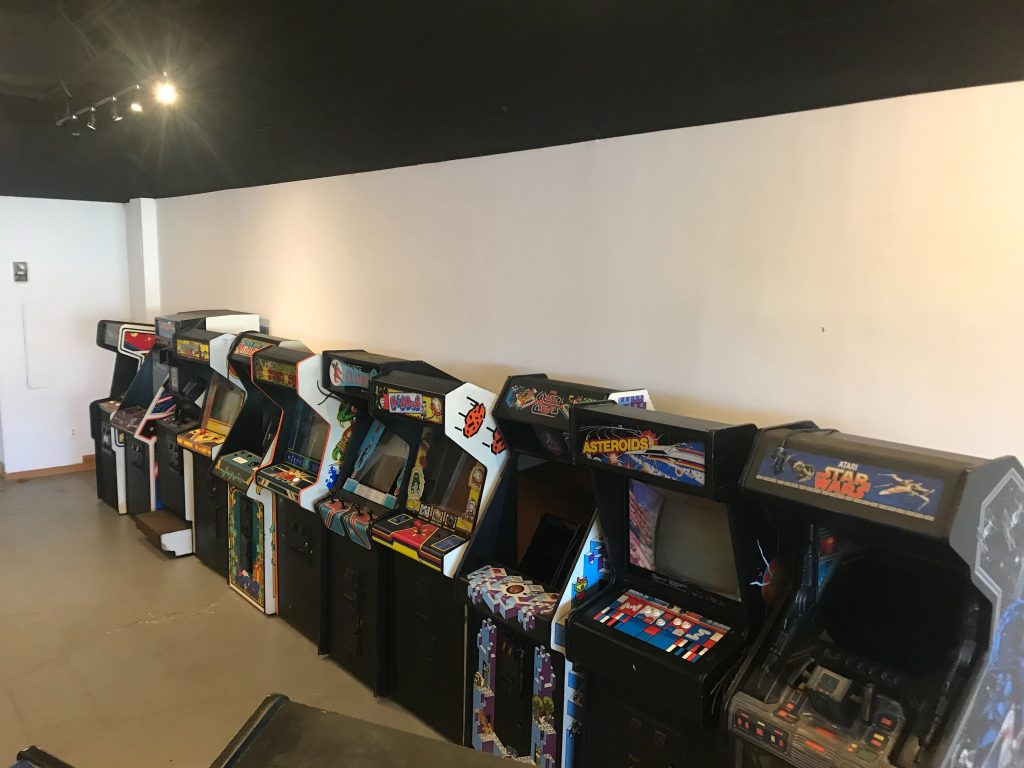 Reclaim Hosting Atari Wall
