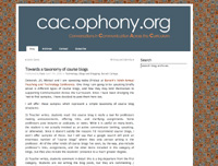 Cac.ophony.org