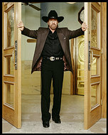 This is a picture of Chuck Norris