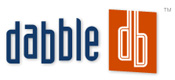 An image of the DabbleDB logo