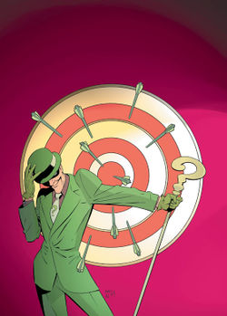 The Riddler from Batman